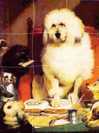 Artful Canine art game thumbnail