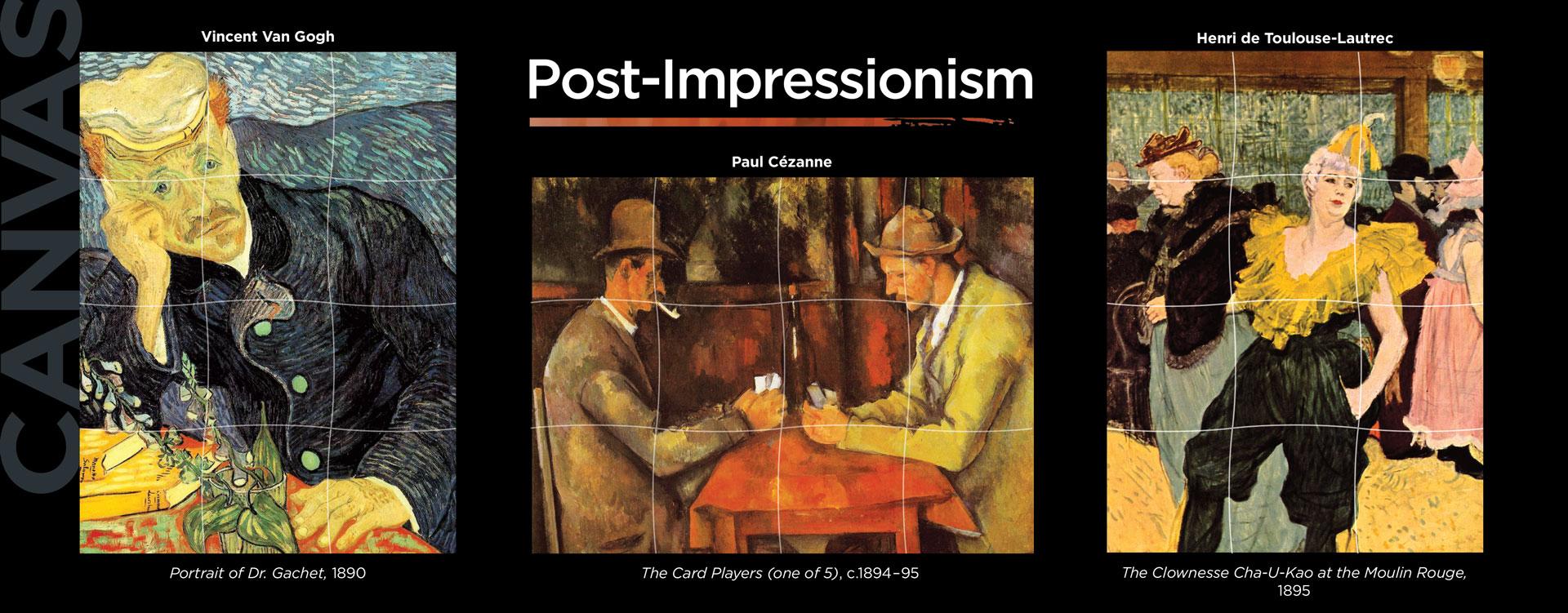 post impressionism game puzzle