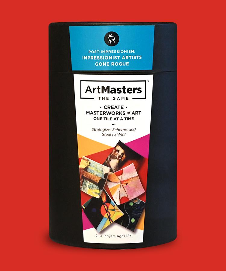 post-impressionism game tube